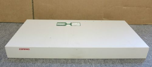 Compaq KVM Console Server Switch 106-1655-01 Rack Mountable